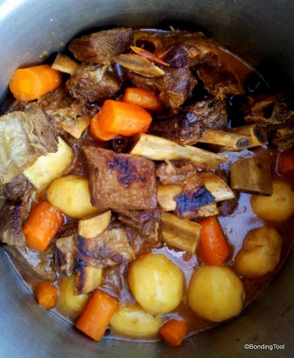 9 Beef Spare Rib Stew1