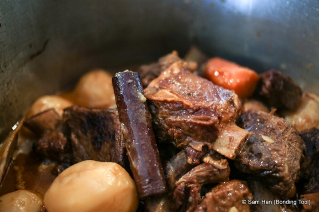 I have cooked this stew many times since.