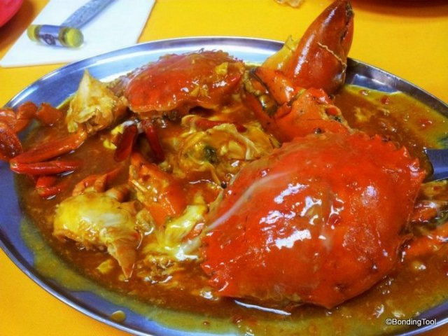 Chilli CrabWP©BondingTool