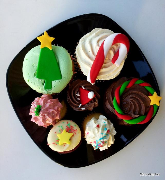 Cupcake Family Christmas