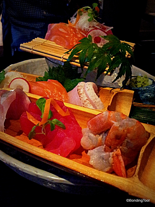 Hanabishi Jap Rest Melbourne Assorted Sashimi 2