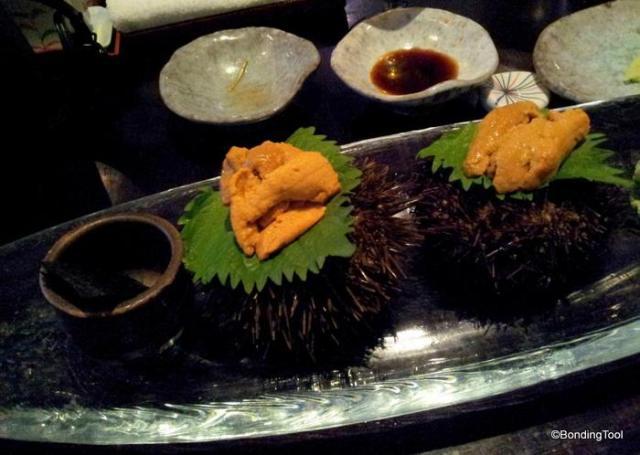 Hanabishi Jap Rest Melbourne Sea Urchin Uni
