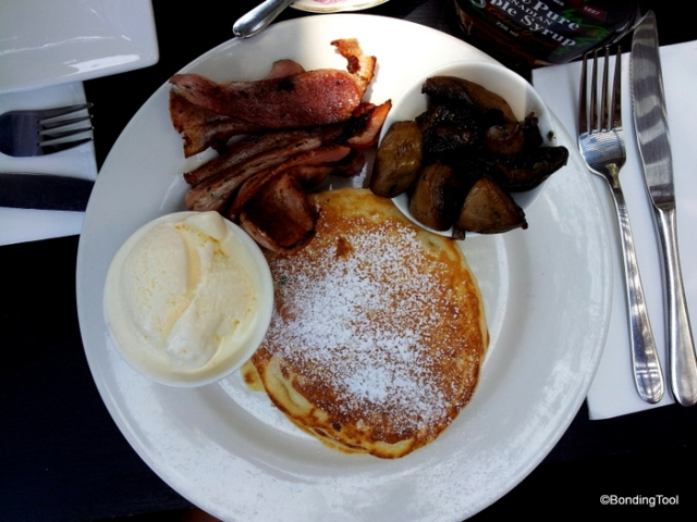 Mart 130 Triple Stack Pancakes