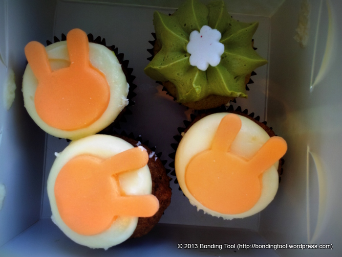 Mini Cupcakes1©BondingTool