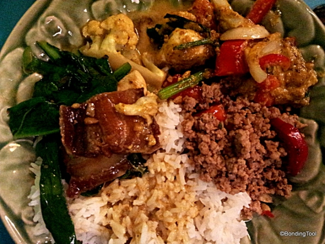 My Thai on Plate©BondingTool