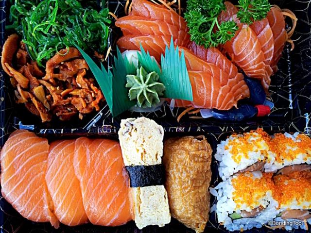Sushi Sushi Assorted Sushi