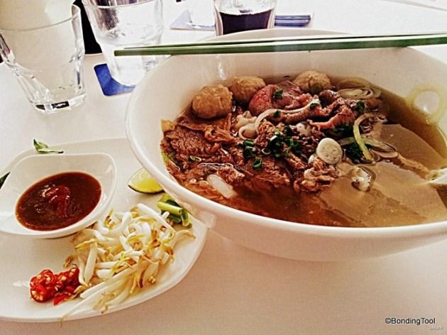 Vietnamese Beef Feast Pho