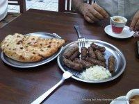 Bosnian Sausages.
