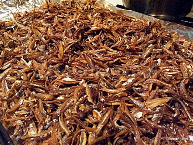 Sambal Ikan Bilis