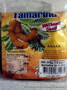 Assam Tamarind Paste©BondingTool