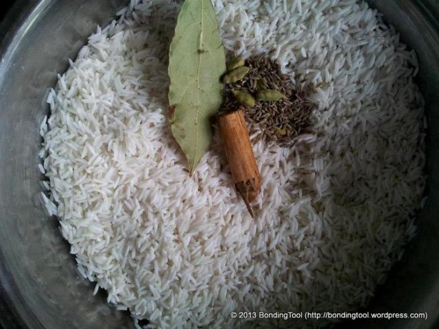 Basmati Rice©BondingTool