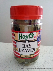 Bay Leaves©BondingTool