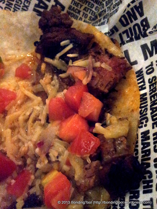 Beef Steak Tacos Guzman Y Gomez1©BondingTool