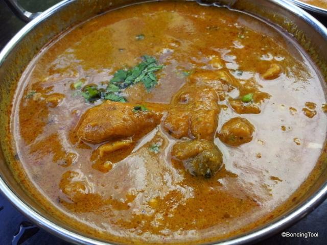 Chicken Curry Red Pepper©BondingTool