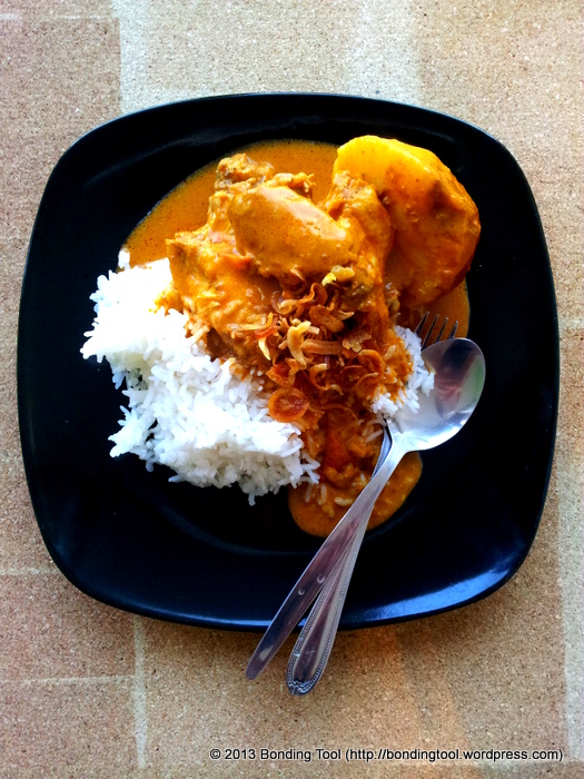 Chicken Curry7©BondingTool