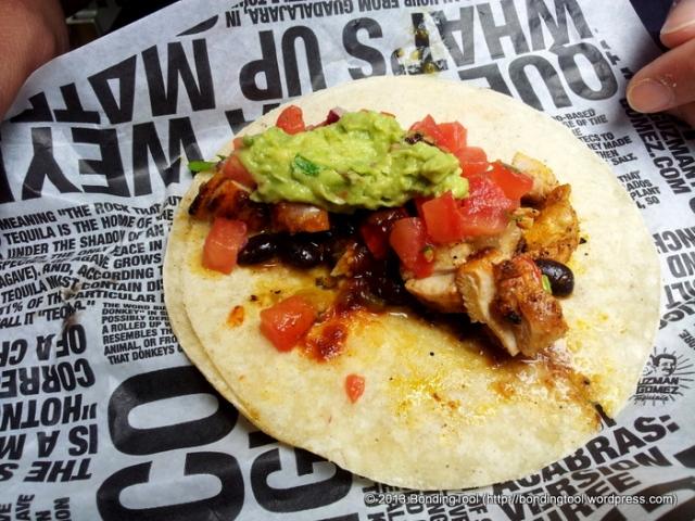 Chicken Tacos Guzman Y Gomez3©BondingTool