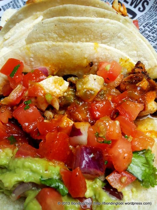 Chicken Tacos Guzman Y Gomez4©BondingTool