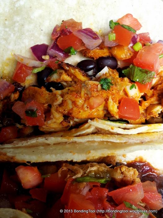 Fish Tacos Guzman Y Gomez©BondingTool