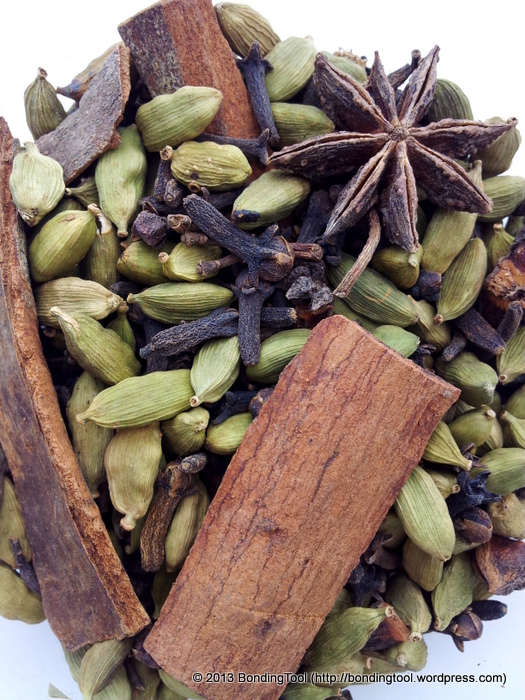 Masala Whole Spices©BondingTool