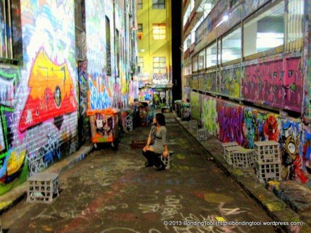 Mel Graffiti10©BondingTool