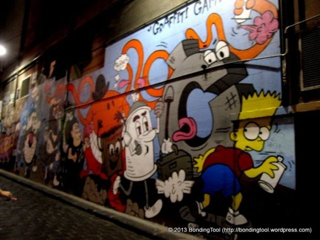 Mel Graffiti12©BondingTool