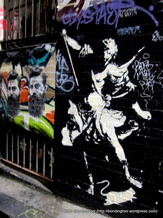 Mel Graffiti2©BondingTool