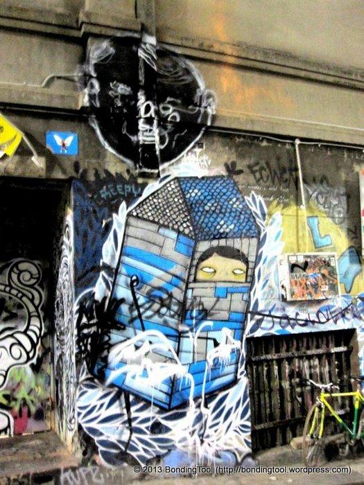 Mel Graffiti3©BondingTool