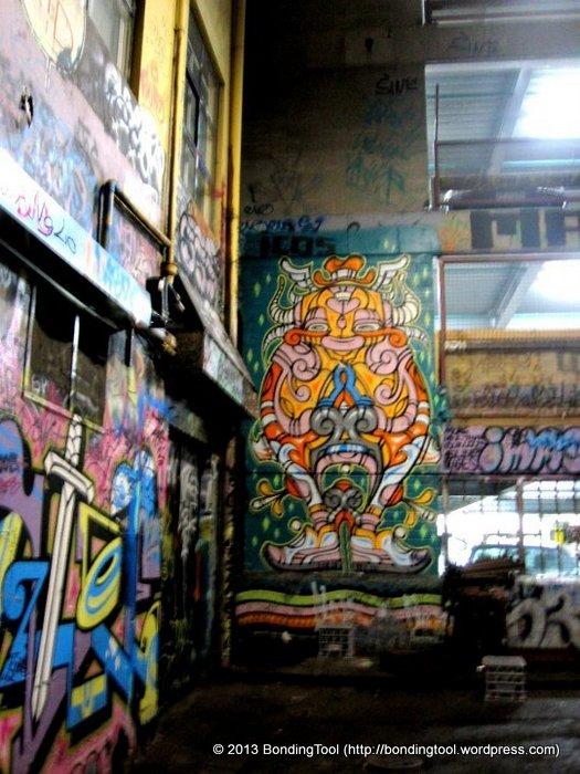 Mel Graffiti4©BondingTool