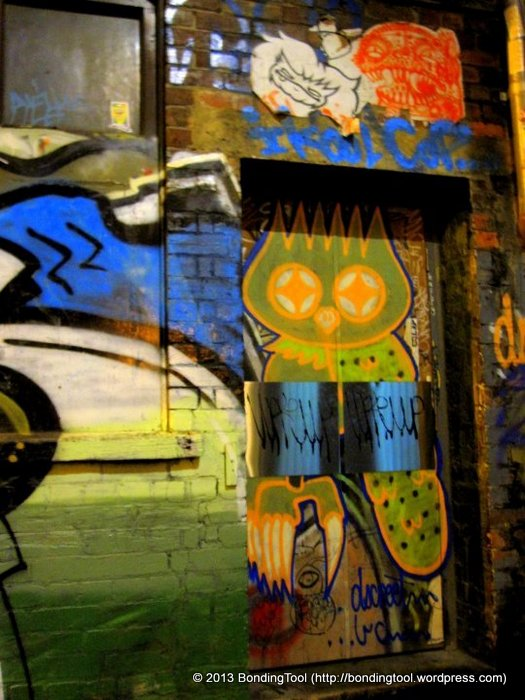 Mel Graffiti5©BondingTool