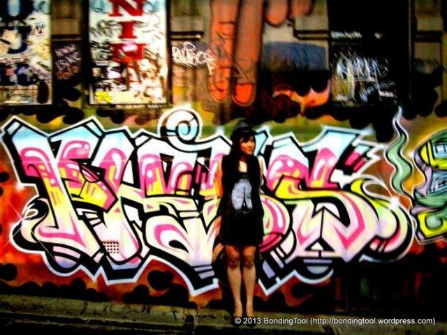 Mel Graffiti7©BondingTool