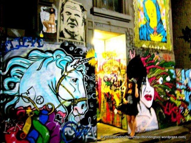Mel Graffiti8©BondingTool