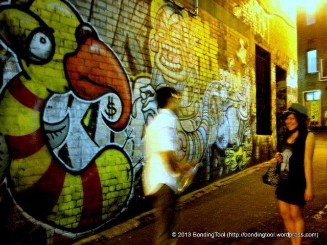 Mel Graffiti9©BondingTool