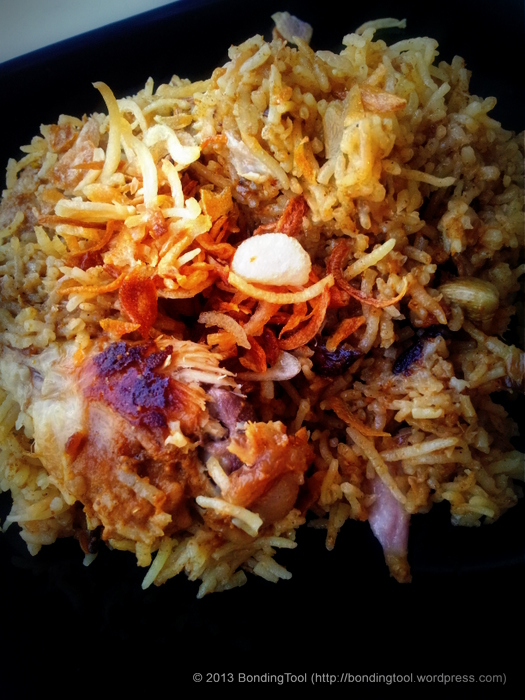 Biryani (Short Cut)