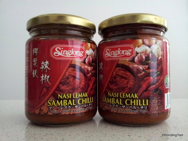 Nasi Lemak Chilli Paste©BondingTool