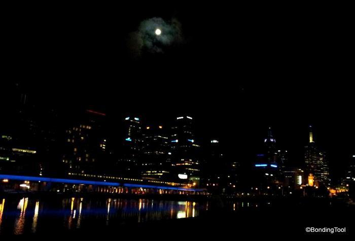 Riverfront Crown Melbourne