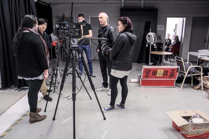 RMIT Filming Crew
