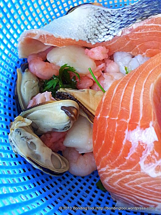 Salmon Seafood©BondingTool