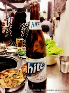 Hite Korean Beer©BondingTool