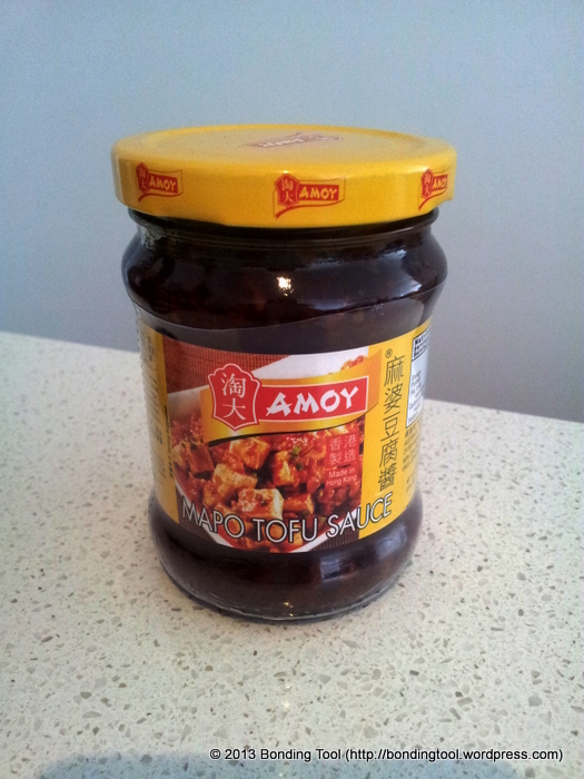 Amoy Mapo Tofu Sauce1©BondingTool