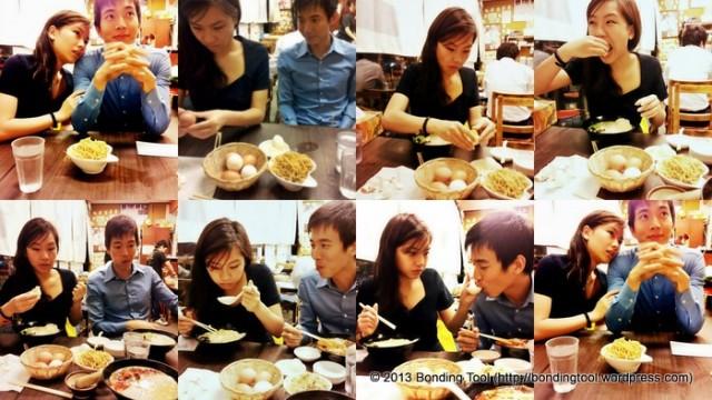 Dining at Kesuke Takeda the Tonkotsu King2©BondingTool