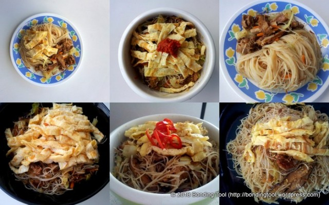 Fried Beehoon Ready©BondingTool