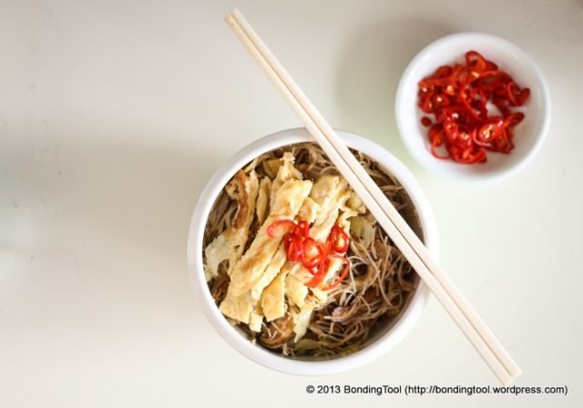 Fried Beehoon Sam Style2©BondingTool