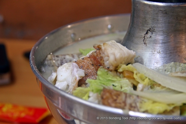 Old Fashioned Charcoal Steamboat