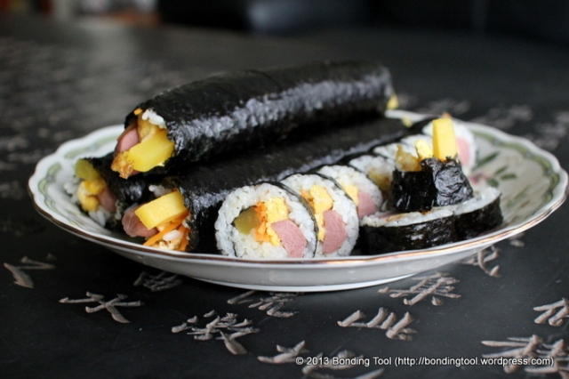 Kimbab - 김밥
