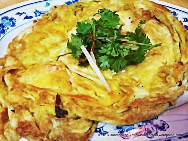Plain Omelet Kok Sen©BondingTool