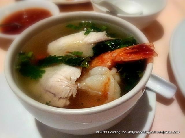 Seafood Tomyum©BondingTool
