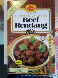 Lazy Rendang But A Delicious Short Cut ;-)