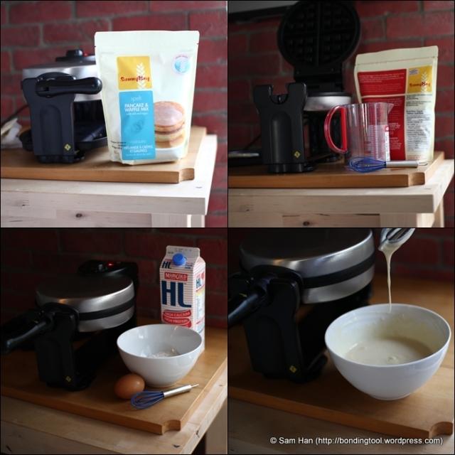 Belgium Waffles1©BondingTool