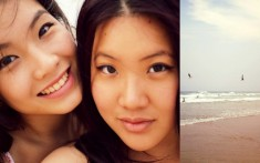 Valerie and Vanessa – my wonder girls.