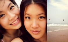 Valerie and Vanessa – my wonder girls.